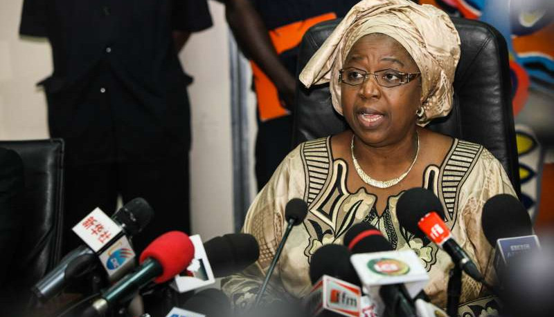 Awa Coll-Seck, Minister of Health of Senegal