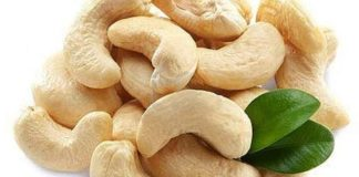 Enjoy The Remedial Benefits Of Cashew Nut
