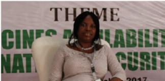 Former dean of Faculty of Pharmacy, University of Ibadan