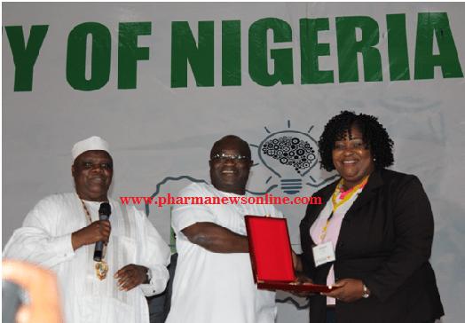 Friends of Pharmacy Award Recipient