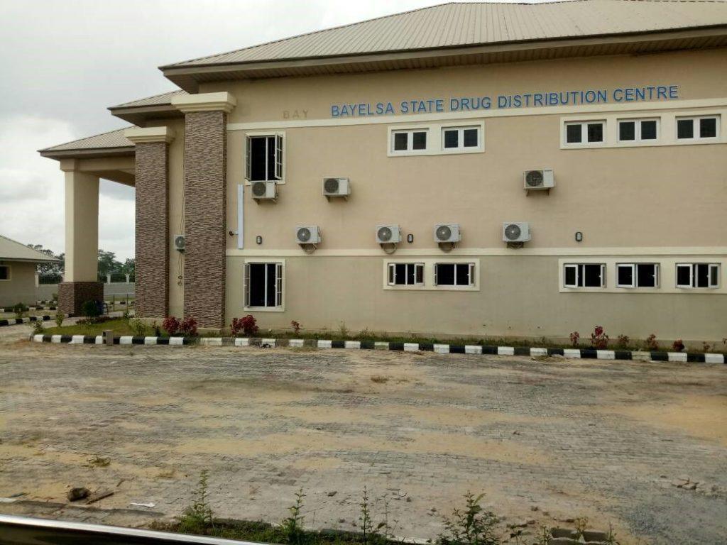 Bayelsa State Drug Distribution Centre