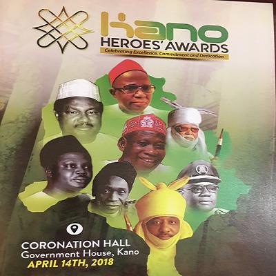 Pharm. Yakasai Bags Three Awards in April