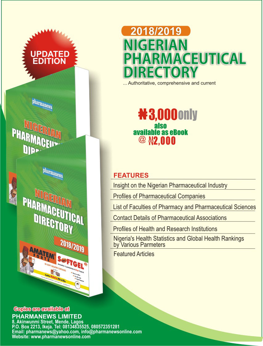Nigerian Pharma Directory 2019