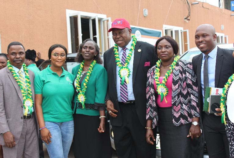 Adejumo Charges Nurses to Make their Voices Heard