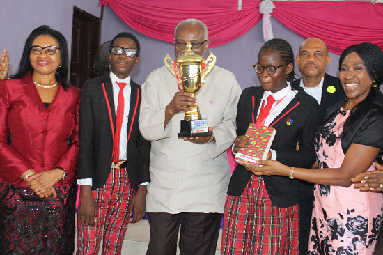 Shoms College dethrones Somerset, Emerges Winner of The Roses Ministry School Competition