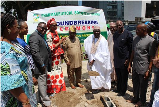 PSN to Build Eight Floors Pharmacy Towers in Lagos