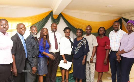 Lagos AHAPN Gets New Executives, Launches Maiden Bulletin