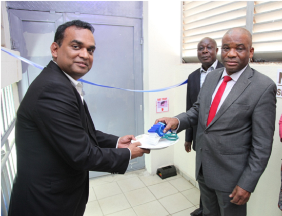 WWCVL Commissions New Facility in Abuja