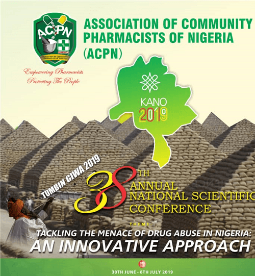 ACPN Holds 38th Annual National Scientific Conference in Kano