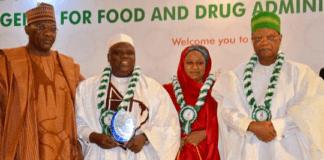 Adelusi-Adeluyi, Yakasai, Others Bag NAFDAC's Legacy Award