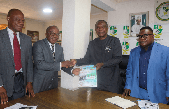 AHAPN Urges PSN President on Removal of Scale to Scale Promotion of Members