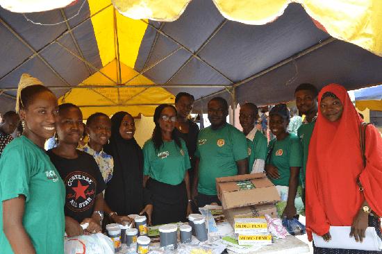 ACPN, AMEN Zone Takes Malaria Campaign to Ojokoro Community