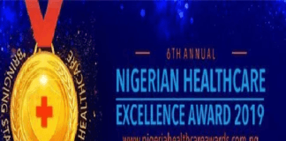 Online Nomination Commences For 2019 Nigerian Healthcare Excellence Awards