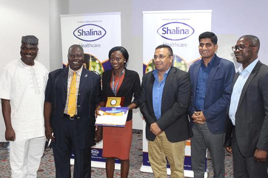 OAU Pharmacy Student Wins 2019 Shalina Young Talent Award