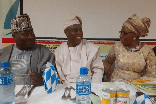Lagos PSN Tasks New Fellows on Local Manufacturing of Drugs