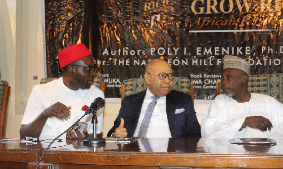 Neros CEO launches new book 'Think & Grow Rich African Perspective'