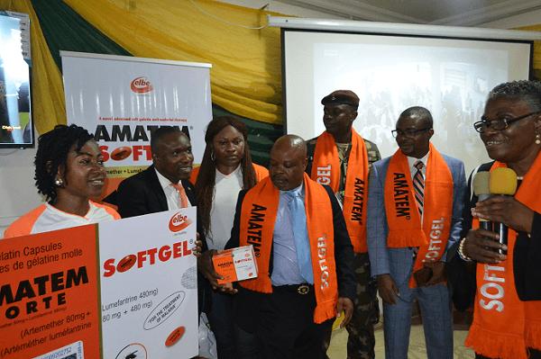 Lagos PSN Endorses Amatem-Softgel as an Antimalarial of Choice