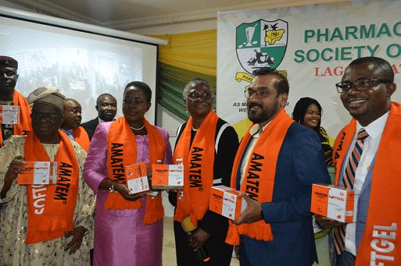 Lagos PSN Endorses Amatem-Softgel as Antimalarial of Choice