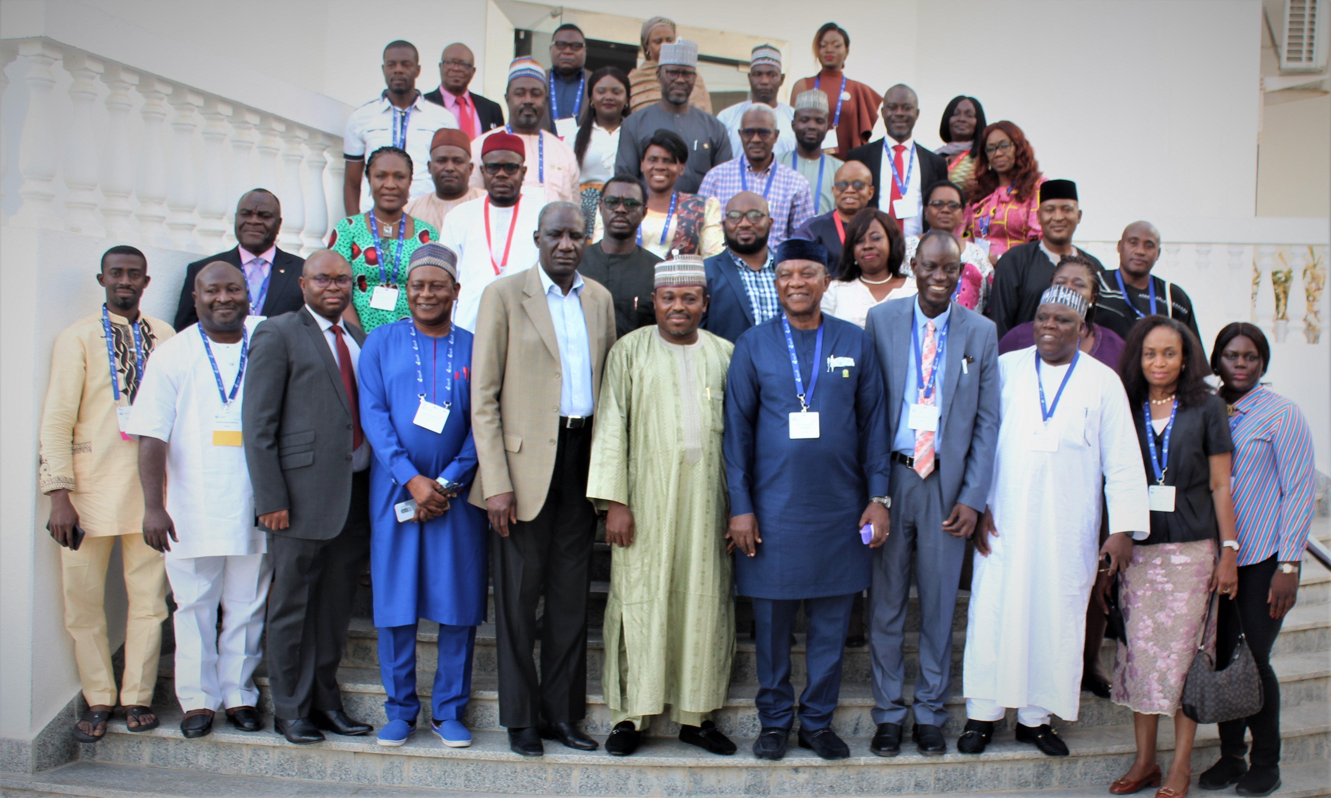 Pharmacists at 2019 FIP Conference Visit Nigerian Embassy in Abu Dhabi