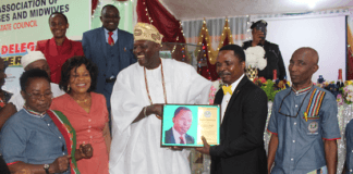 Awojide Hands Over, Lists Tenure Achievements