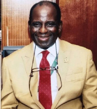 Prof. Ajekigbe Died of Stage Four Prostate Cancer