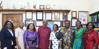 PSN-BOF Visits Pharmanews, Set to Publish List of Financial Members