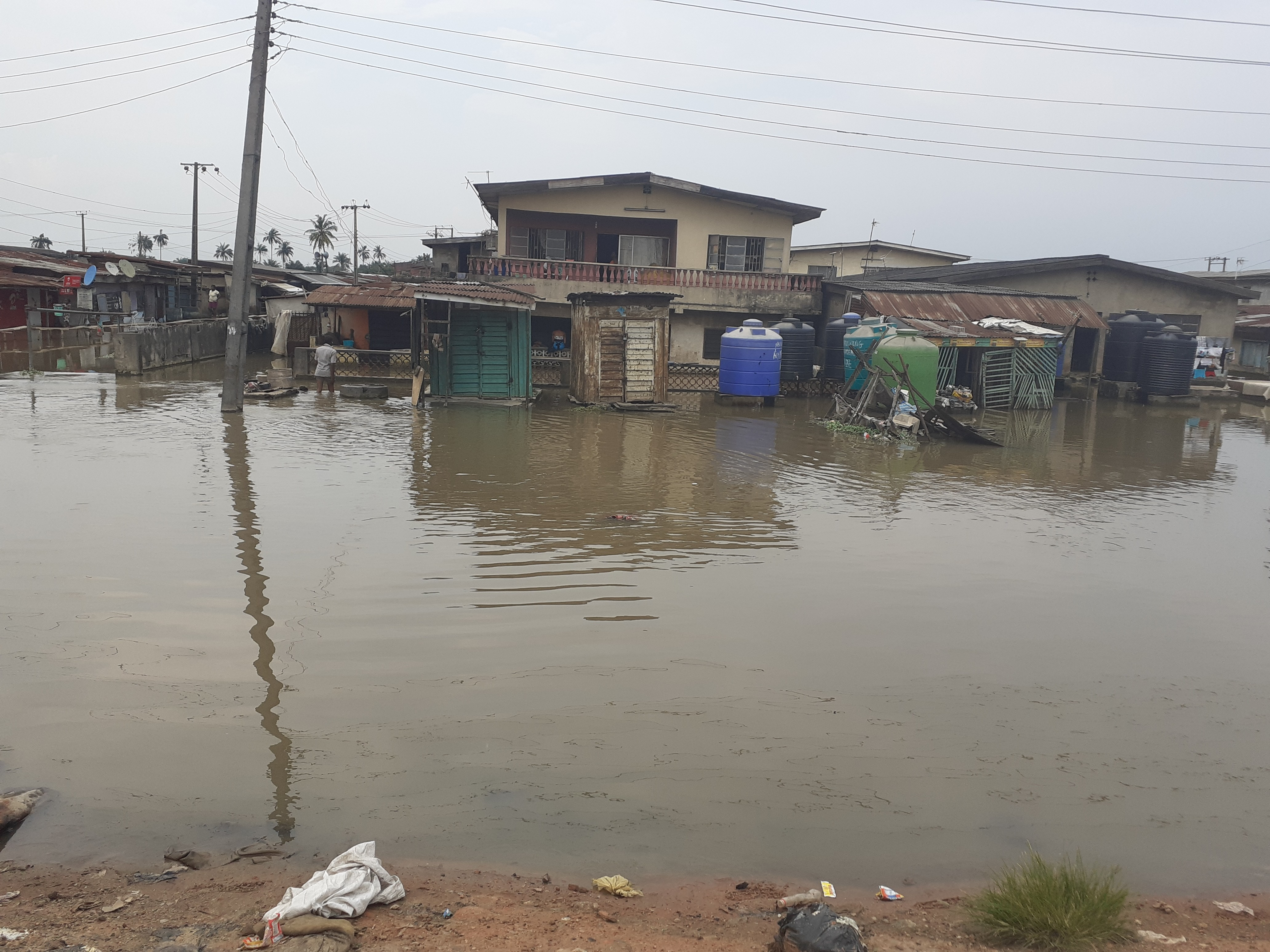 Health Hazards of Flooding: The Story of Ajegunle Residents, in Ikorodu