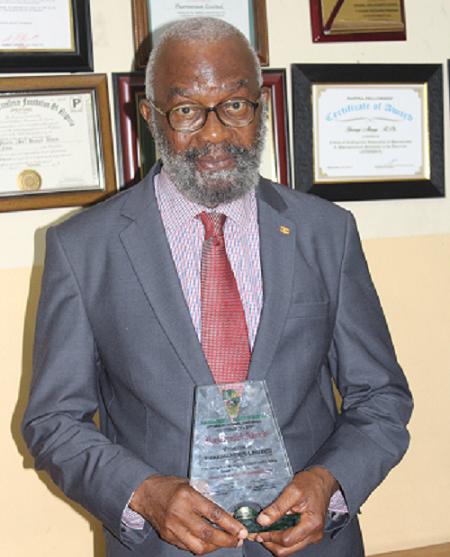 Pharmanews Bags PSN Presidential Award for Consistency