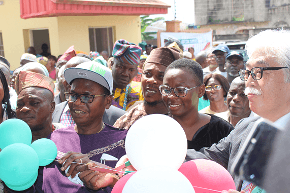 Japanese Embassy, Street To School Commission Surulere East PHC