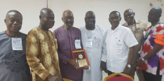 Full Gospel Int'l Appoints Atueyi as National Director Emeritus