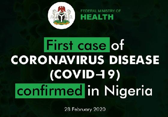 Nigeria Confirms First Coronavirus Case