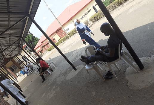 Ikorodu General Hospital Prepares Ahead of Coronavirus Isolation Centre Creation