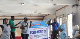 Indiscriminate Use of Analgesics, Leading Cause of Kidney Problems- Lagos AHAPN