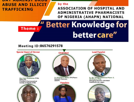 AHAPN Canvasses Evidence-Based Treatment for Reduction in Drug, Substance Abuse