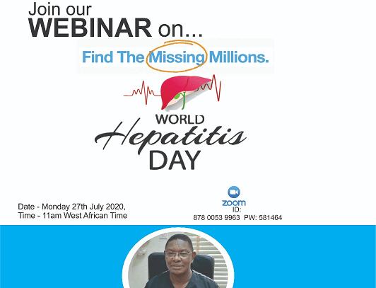 Olpharm Holds Webinar on World Hepatitis Day 2020