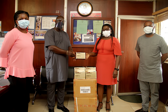 Marie Stopes Donates Misoclear to Lagos Health Ministry