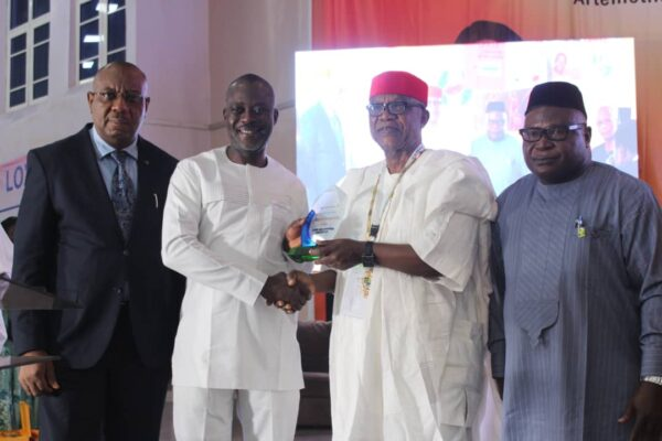 Applause, as Alpha Pharmacy Boss, Onyechi Wins 2020 May&Baker Professional