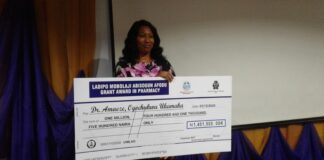 Academic pharmacist wins N1.4m COVID-19 research grant