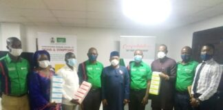 Bond Pharma donates Oxyurea to Federal Ministry of Health