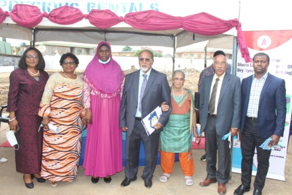 Encomiums as Jawa Group Lays Foundation of N2billion Antibiotic Syrup Factory