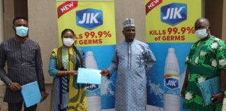 JIK Gets Endorsement by the National Association of Nigeria Nurses and Midwives to Promote Good Hygiene Practices in Nigeria