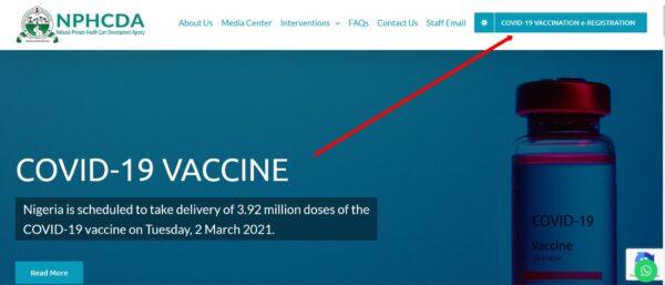 NPHCDA Unveils Portal for COVID-19 Vaccination e-Registration