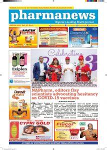 Pharmanews April PDF Edition Free Download