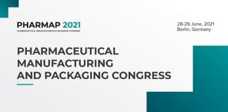 PHARMAP 2021, Pharmaceutical Packaging & Manufacturing Congress Holds in Germany