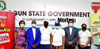 Mortein, Ogun State & FG Join Forces to End Malaria