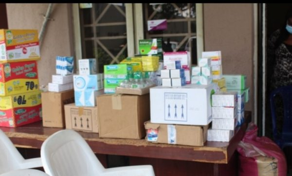 BOF-PSN Donates Drugs, Food Items to Lagos Rehabilitation Centre