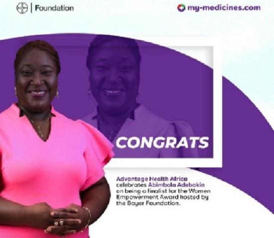 Abimbola Adebakin, Others Win Bayer Foundation Women Empowerment Award