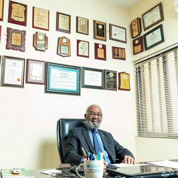 Pharmanews Publisher, Pharm. (Sir) Ifeanyi Atueyi