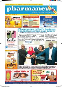 Pharmanews May PDF Edition Free Download