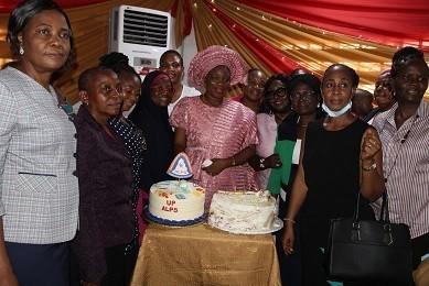 Triple Celebration as Lagos ALPs Chairman Clocks 60, Hands Over, Retires